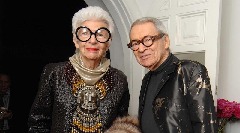 Iris Apfel- Fashion