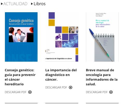Libros descargables en pdf del CIC Salamanca