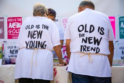 Viejos ¿y qué?