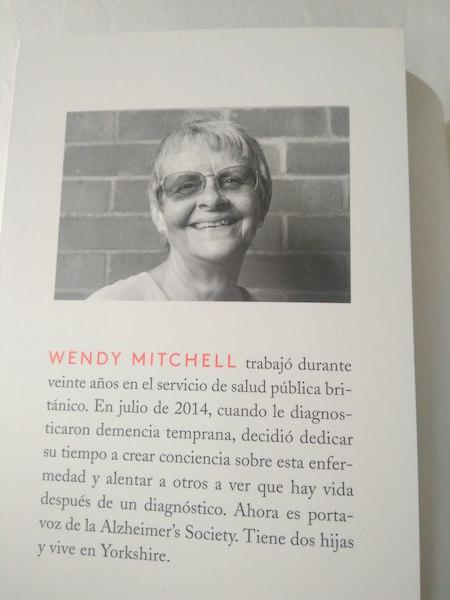 Wendy Mitchel