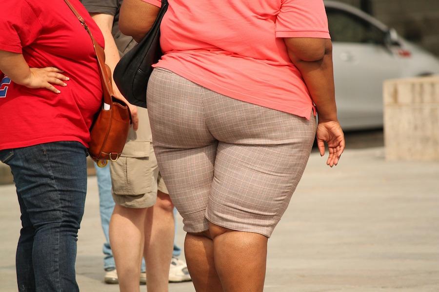 demencia obesidad salud