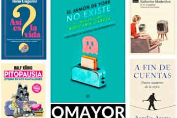 5 libros para el verano