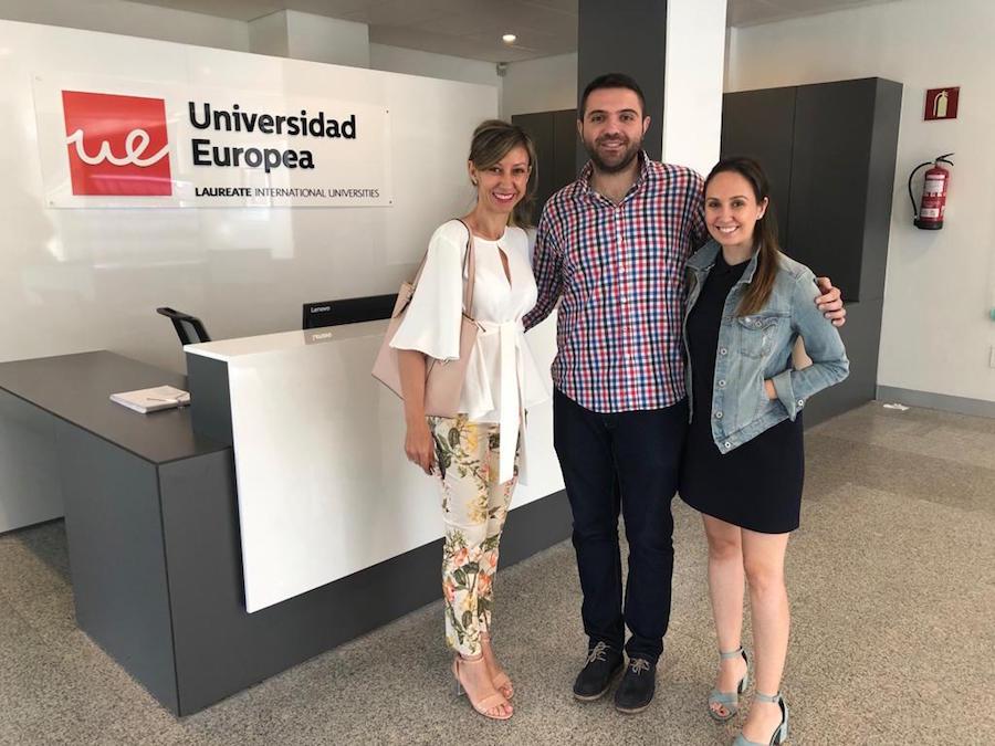 amavir universidad europea enfermeras