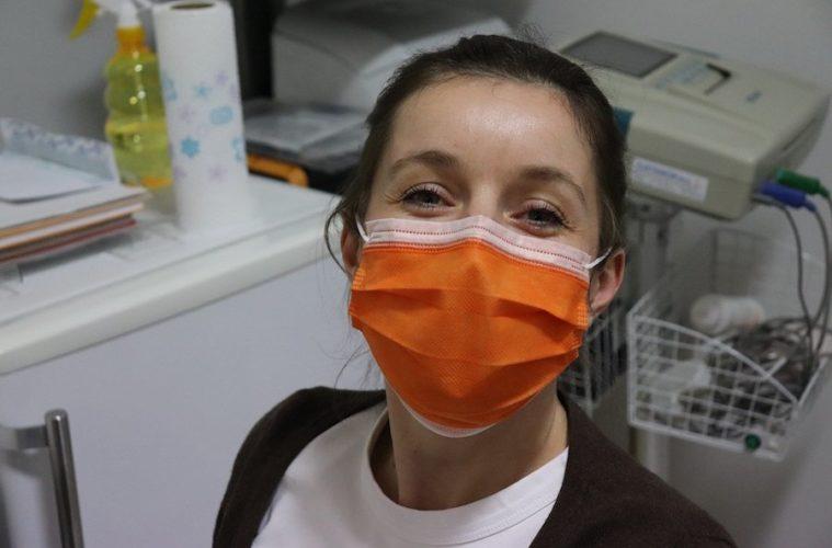 enfermera covid-19 discriminación coronavirus