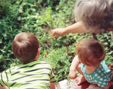 abuelas abuelos nietos