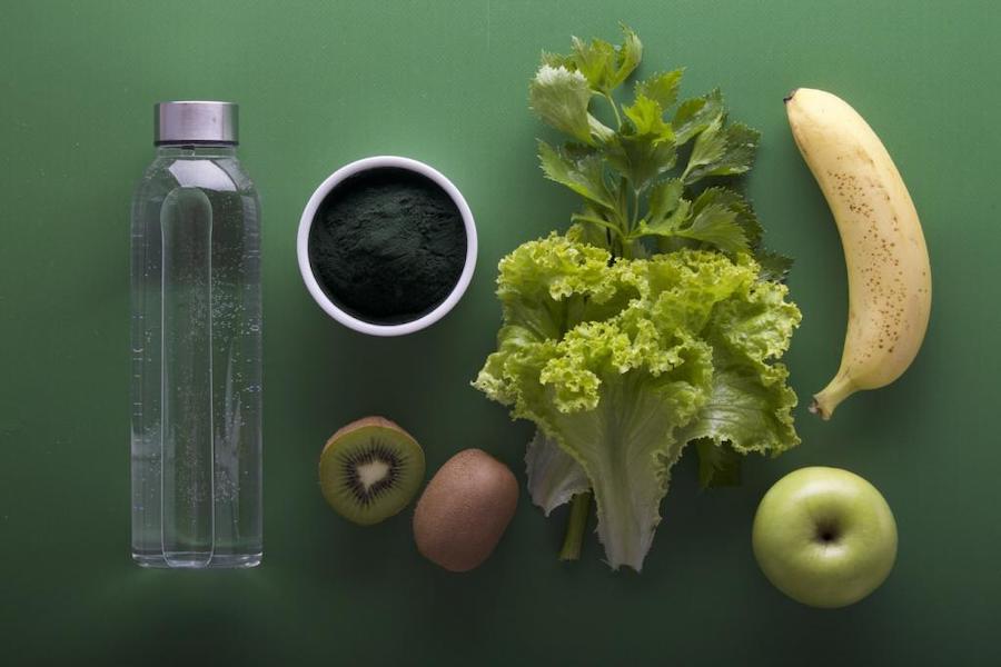 nutrición dieta salud mental