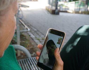 personas mayores soledad aplicaciones videollamadas skype facetime