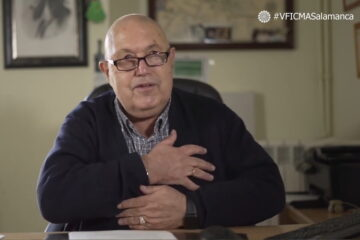 Director del festival cortometrajes Francisco Gómez