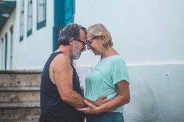 amor edad personas mayores