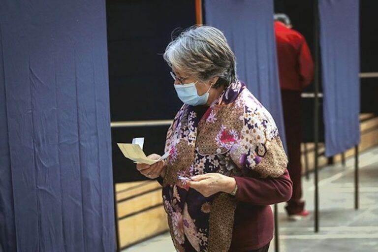 personas mayores chile