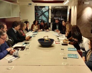 crisis sanitaria Representantes del Comité de Ética Social de la Fundación Ageing Lab