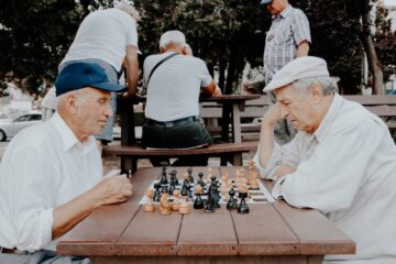 ajedrez demencia personas mayores