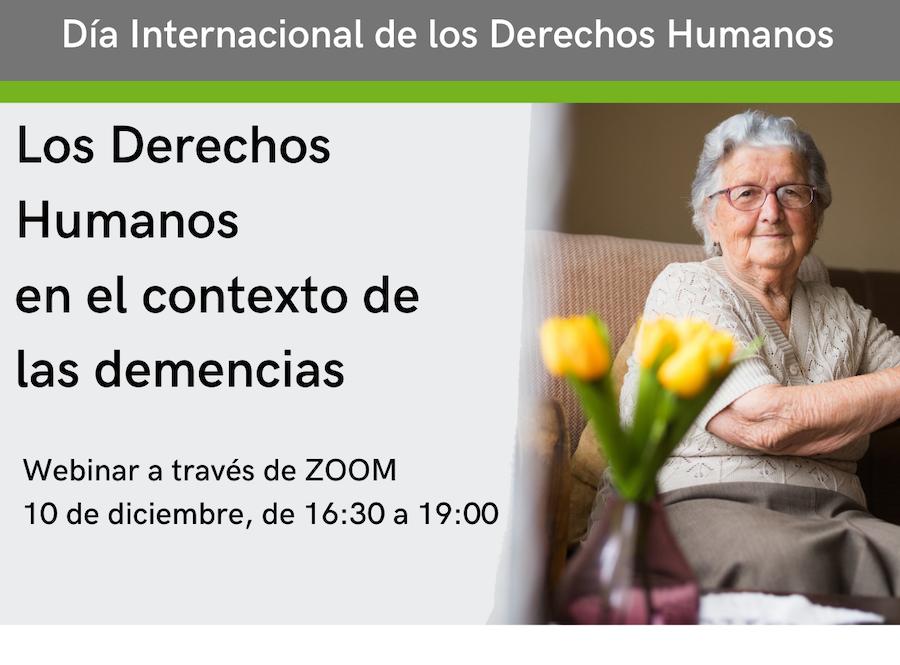 demencias derechos humanos