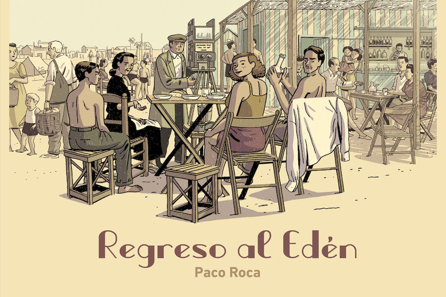 paco roca comic Regresoaleden