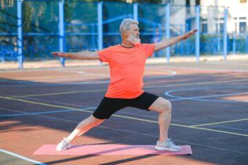 actividades físicas personas mayores