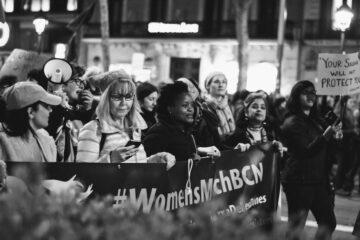 mujer día internacional igualdad 8m