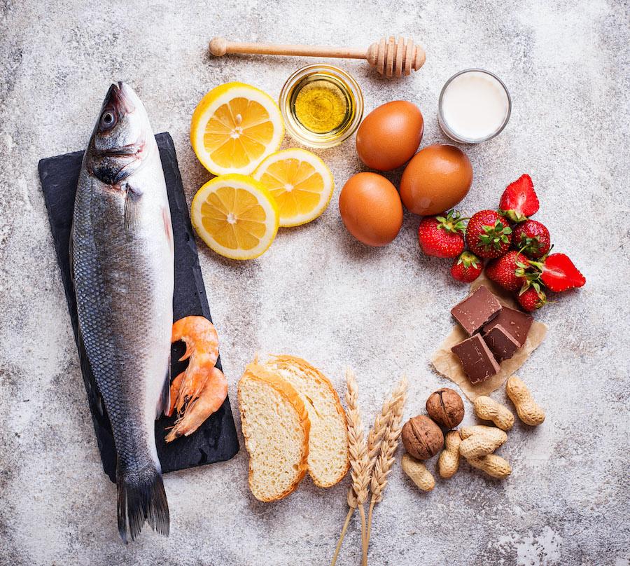alergia intolerancia alimentos