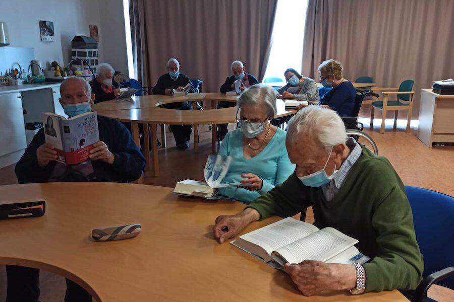 clubs de lectura
