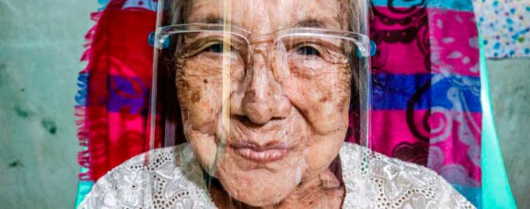personas mayores covid-19 maltrato abandono