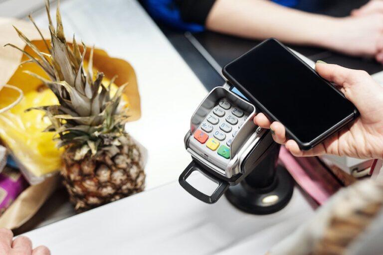 pago sin contacto NFC