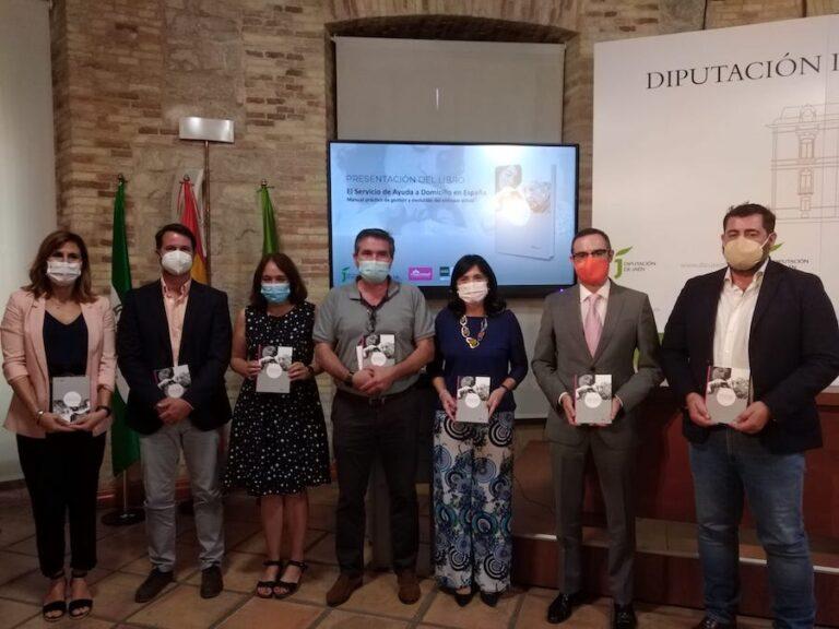 Presentación del nuevo libro El Servicio de Ayuda a Domicilio en España. Manual práctico de gestión y evolución del enfoque actual