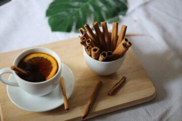 antioxidantes canela