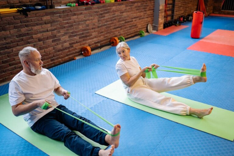 ejercicio físico envejecimiento exitoso